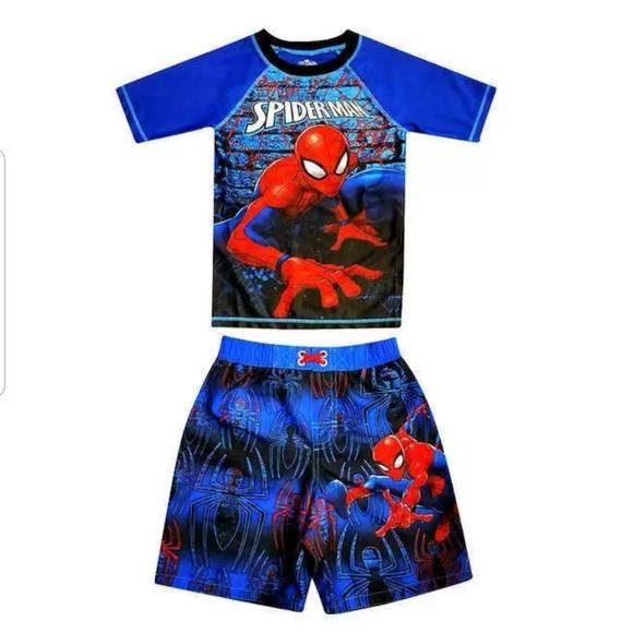 Marvel Other - Boy's DreamWave Marvel's Spider-man Two Piece Set